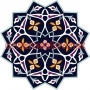 Afghan Ornament